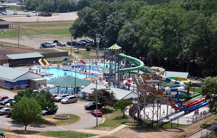 Alma Aquatic Park & Tennis Complex