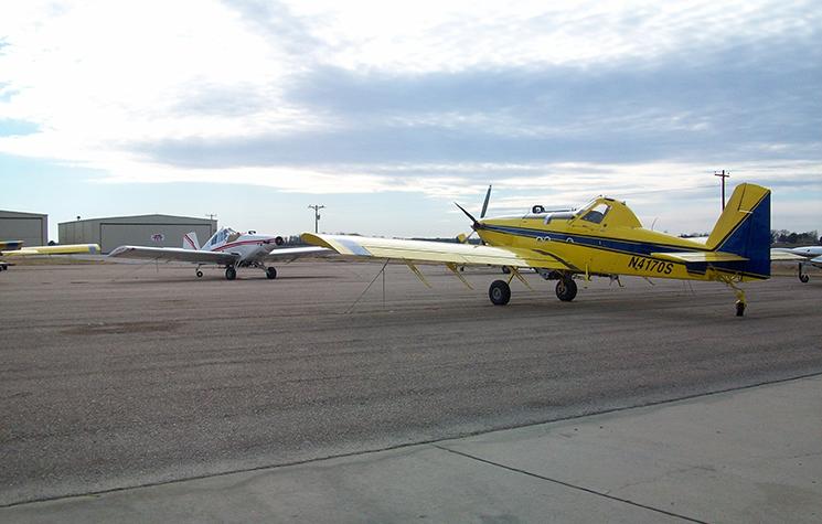 Corning Municipal Airport (4M9)