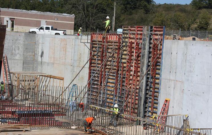 NACA Wastewater Treatment Facility