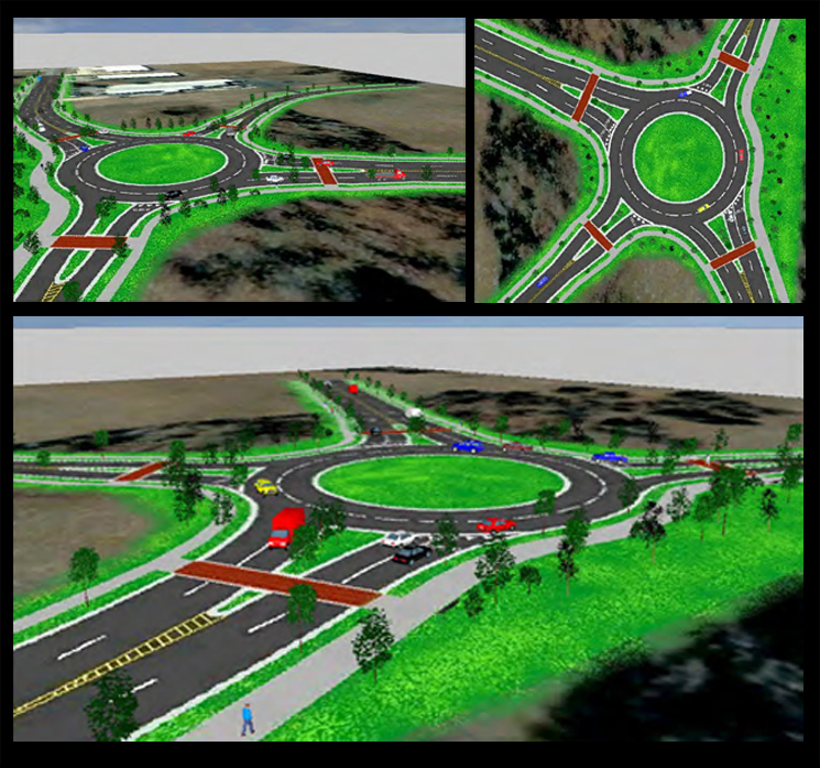 Roundabout & Intersection Design :: McClelland Consulting ...